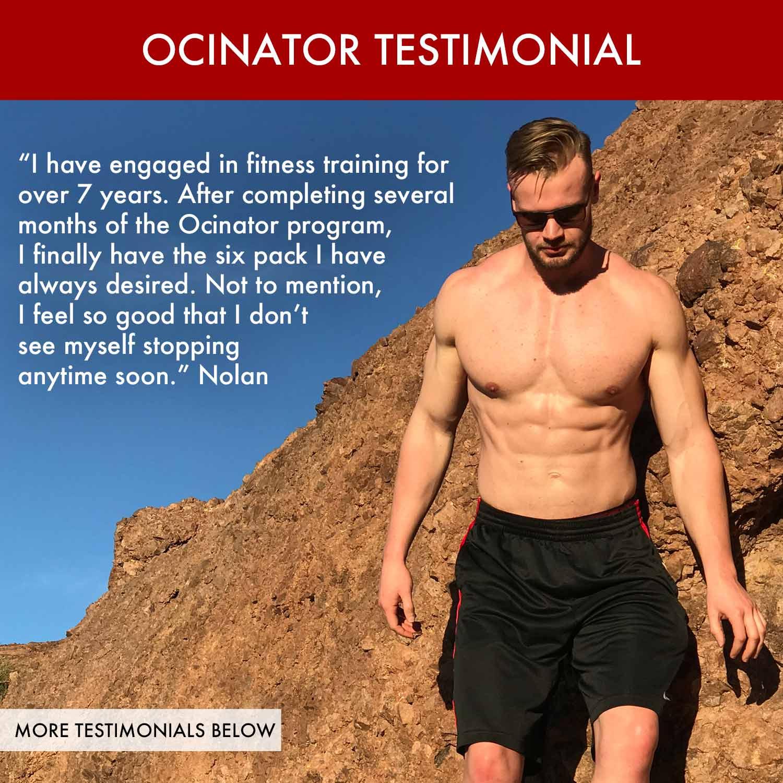 Ocinator Testimonial