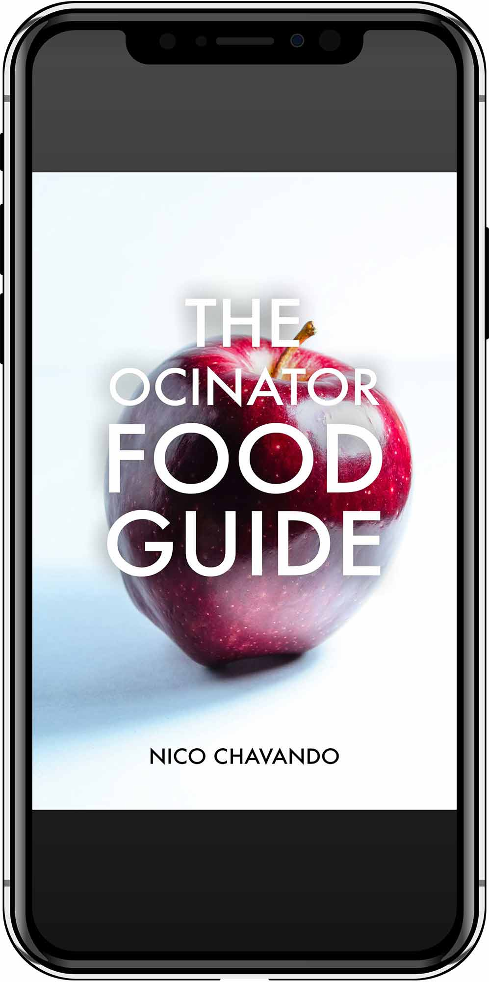 Iphone Ocinator Food Guide Small