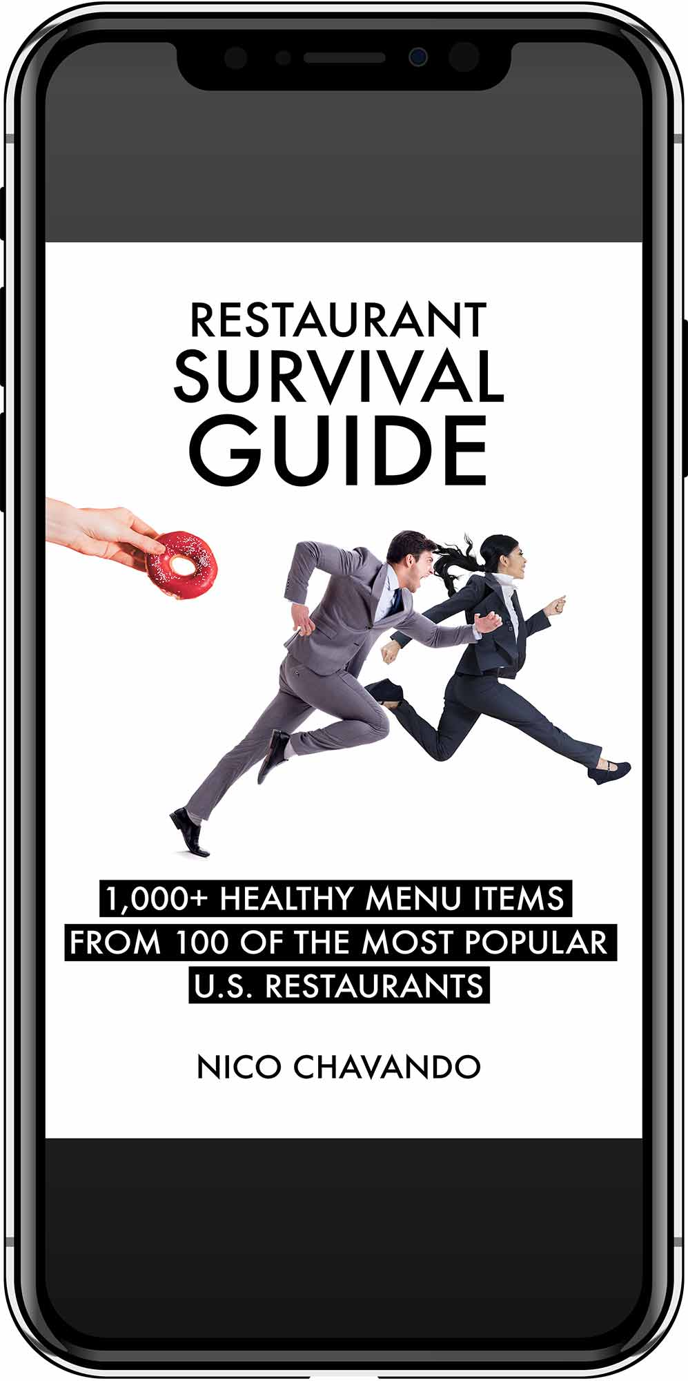 Iphone Restaurant Survival Guide Small