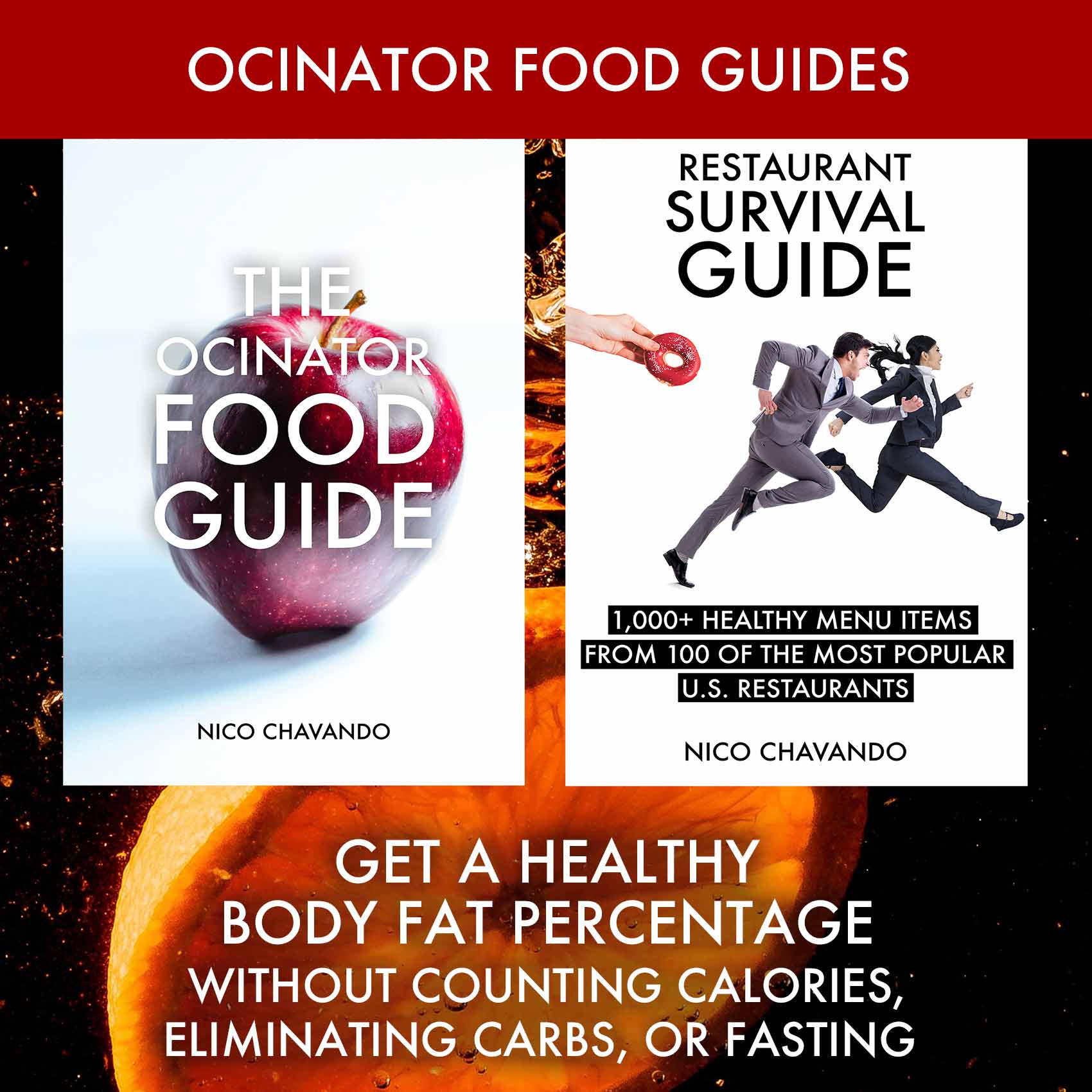 Ocinator Food Guides