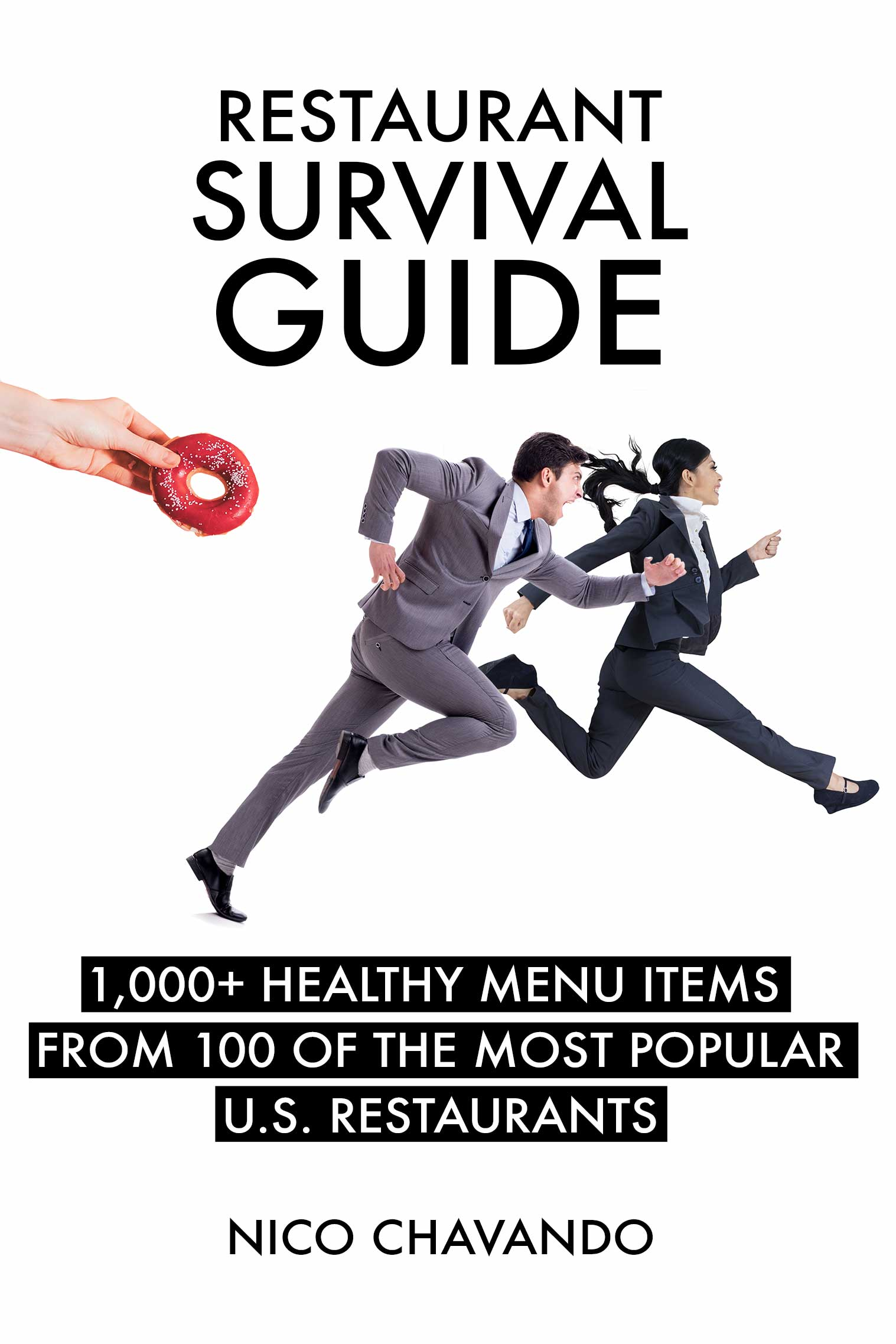 Restaurant Suvival Guide (cover for app)
