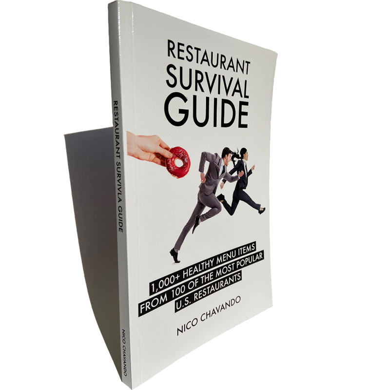 Restaurant Survival Guide Paperback